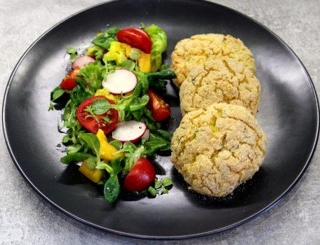 Kotlety jajeczno – ziemniaczane