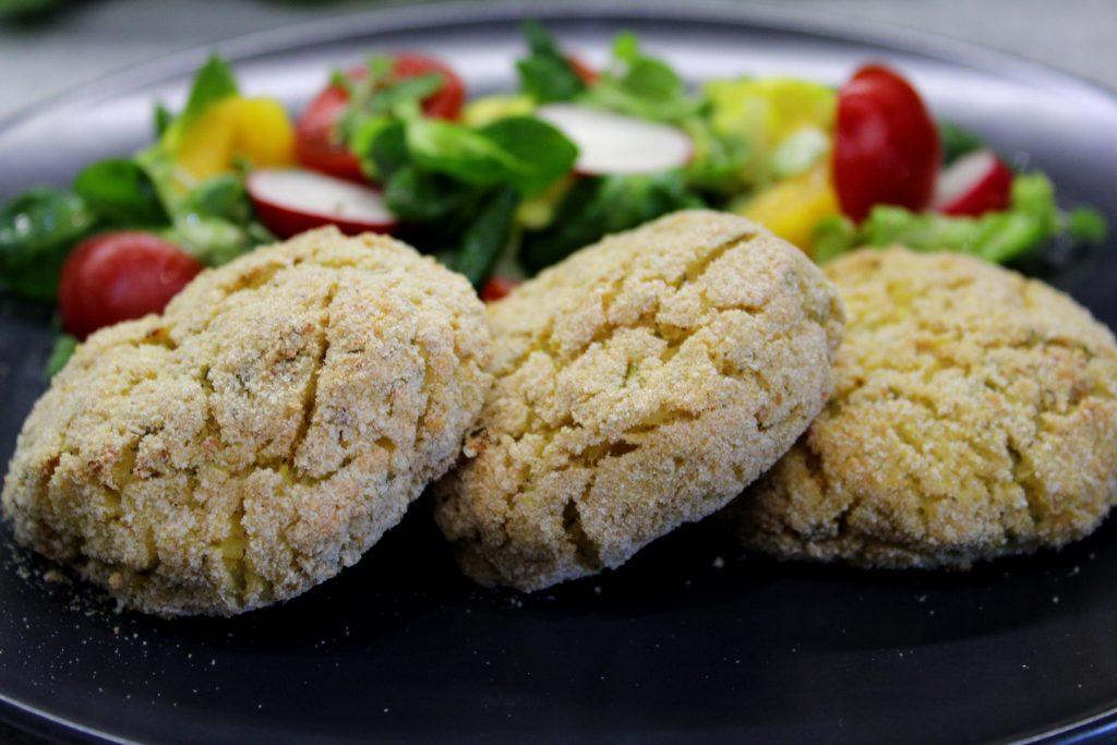 Kotlety jajeczno - ziemniaczane