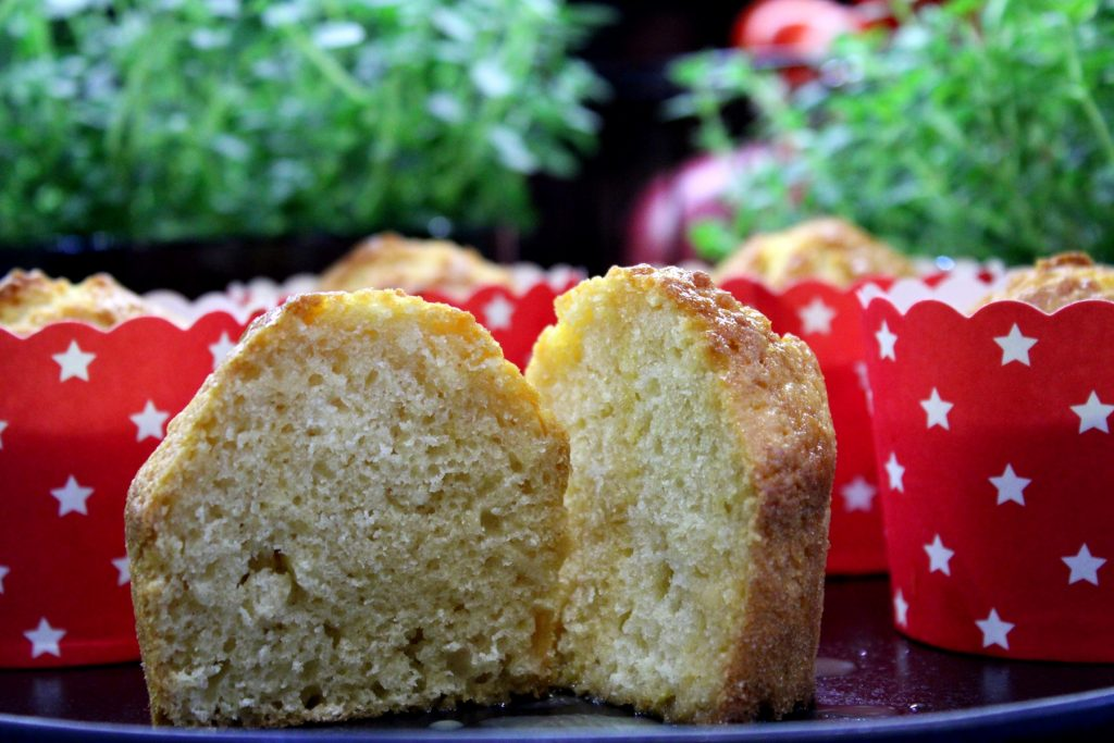 Muffinki karmelowe