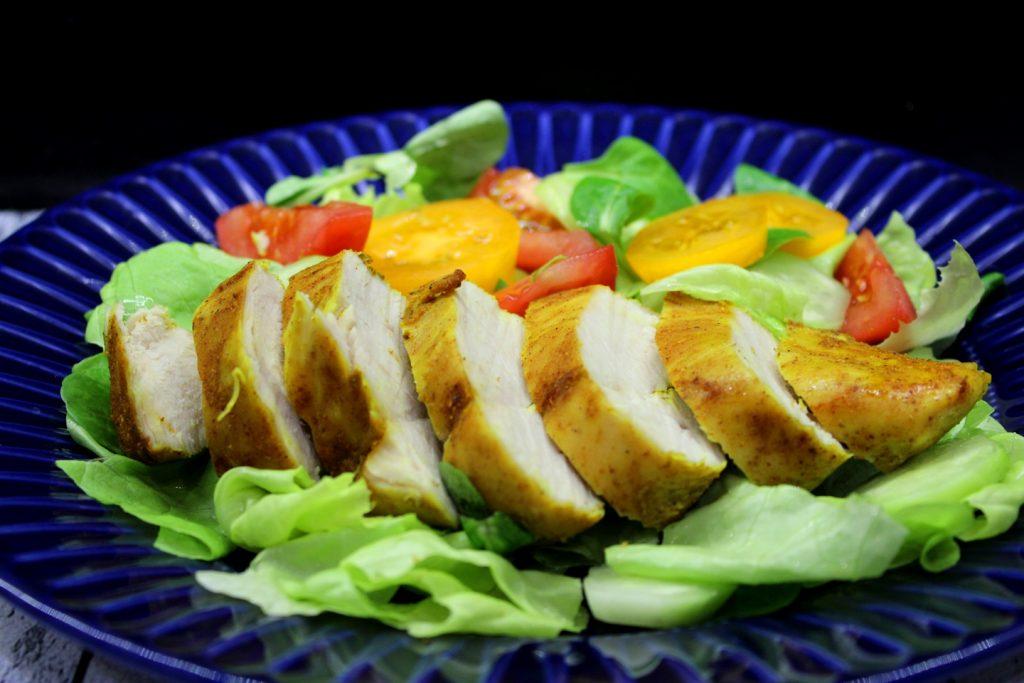 Filet z kurczaka w miodzie
