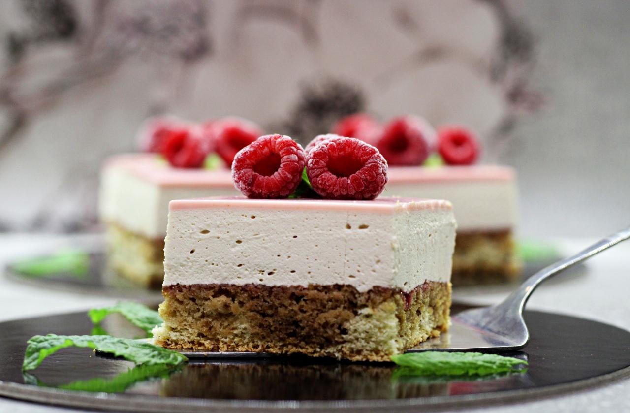 Ciasto kawowo – malinowe